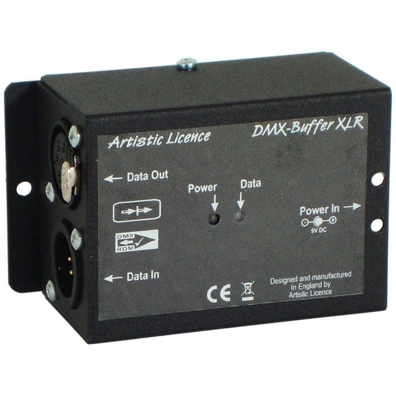 DMX-Buffer XLR5