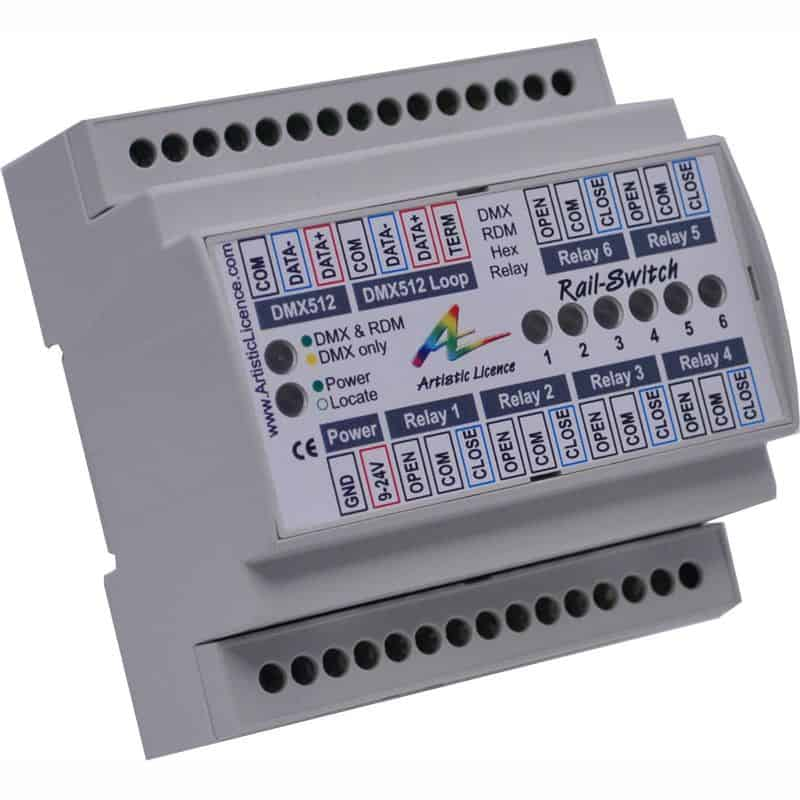 Relays and Switches