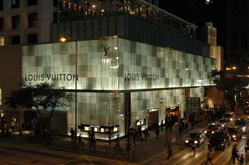 Louis Vuitton Hong Kong