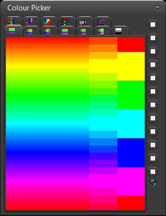 Colour-Tramp palette RGB1