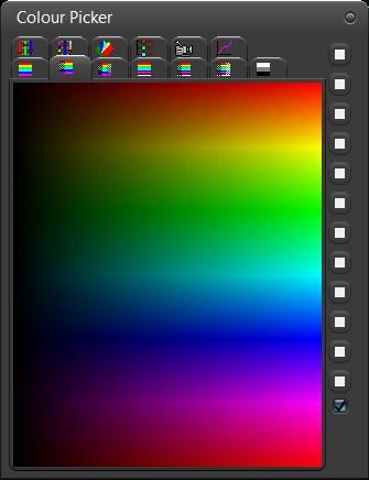 Colour-Tramp palette RGB2