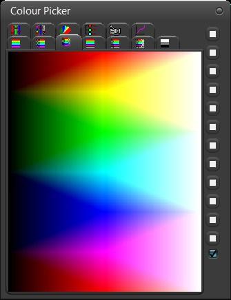 Colour-Tramp palette RGB3