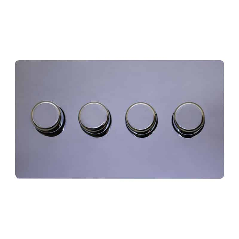 matisse d4 with chrome effect cover plate