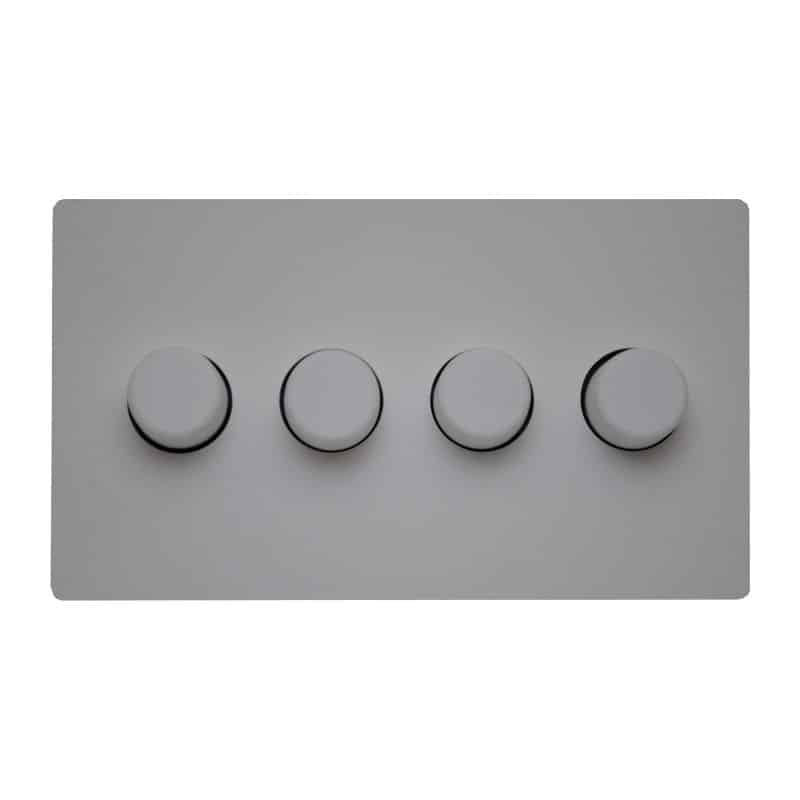matisse d4 with polished white cover plate