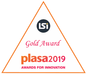 2019 PLASA Innovation Award winner
